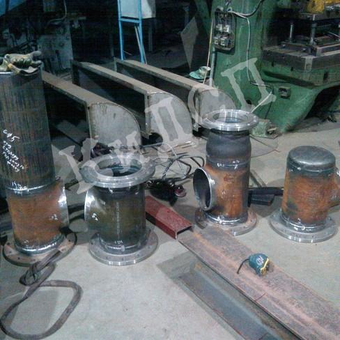 Работа в заводских условиях