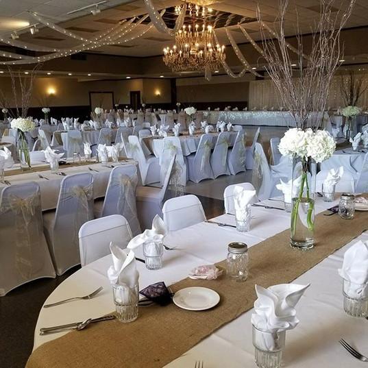Ballroom decor