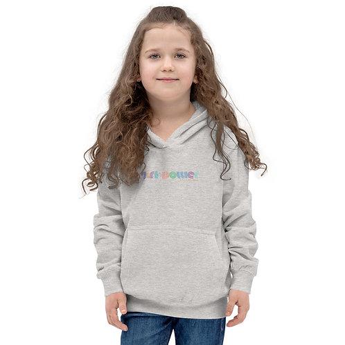 Kids Hoodie - Girl Power