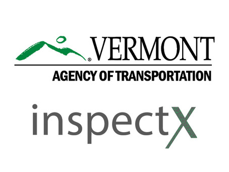 Vermont Agency of Transportation procures inspectX