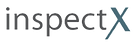 inspectX logo