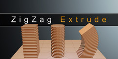 Zig Zag Extrude