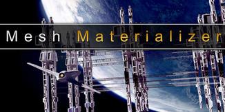 Mesh Materilaizer