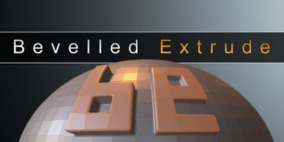 Bevelled Extrude