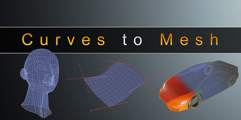 Curves to Mesh