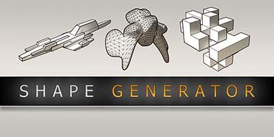 Shape Generator Update: Applying Design Theory