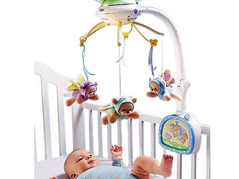Juguetes y desarrollo infantil: de 0 a 6 meses