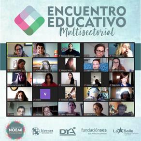 Jóvenes Solidarios realizó el 2do Encuentro Educativo Multisectorial