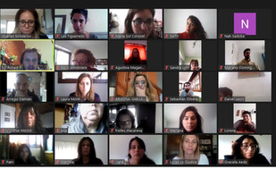 Jóvenes Solidarios avanza con Proyecto Noemí en esta pandemia