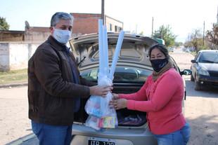 Tucumán: Proyecto Noemí refuerza el vínculo de los y las estudiantes con la escuela.