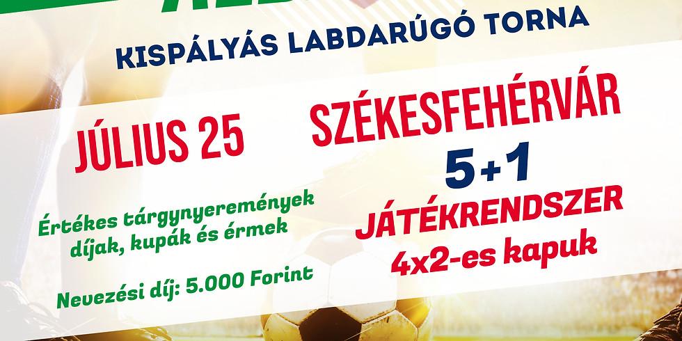 Socca Hungary X Alba Liga - Székesfehérvár
