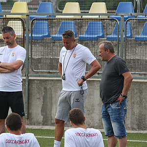 SOCCA Hungary - Válogatott edzés
