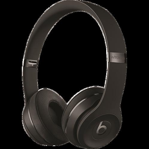 אוזניות אלחוטיות Beats Solo 3  עם מיקרופון
