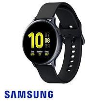 שעון חכם סמסונג Samsung Galaxy Watch Active 2 SM-R830 בצבע שחור