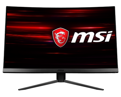 מסך מחשב קעור MSI Optix AG32CV Curved 31.5 Inch 165MHZ