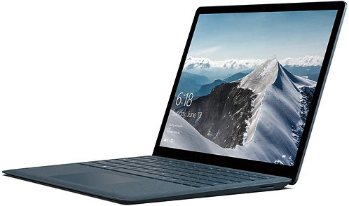 "מחשב נייד MICROSOFT Surface 13.5"" Core i7 7660U 16GB RAM 256 SSD Win 10 Pro"