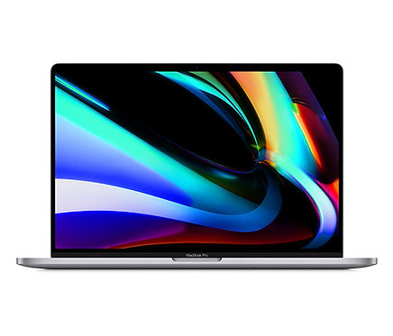 """מחשב נייד """"16 Apple MacBook Pro Z0XZ005KH Intel Core i7 עם Touch Bar, כונן 512GB"""