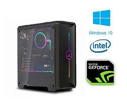 מחשב נייח מקצועי ועריכות Extreme Core i5-10400F 16GB 512GB SSD Windows 10