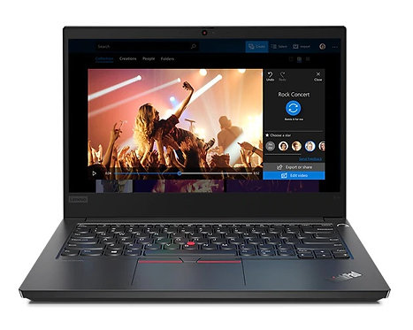 "מחשב נייד ""14 Lenovo Thinkpad Core i5 10210U 16GB DDR4 512GB SSD Windows 10"