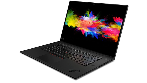 מחשב נייד  Lenovo ThinkPad P1 Core™ i7-8850H 2.6GHz 512GB SSD 16GB P1000