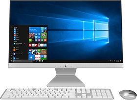 """מחשב הכול במסך """"23.8 ASUS AIO V241FFK Core AMD 3050U 12GB DDR4 512GB SSD"""