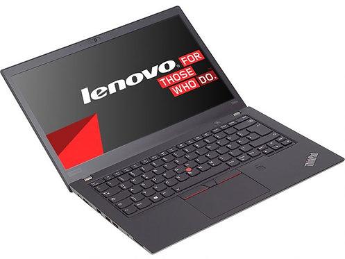 מחשב נייד Lenovo ThinkPad T480s Core™ i5-8250U 256GB SSD 8GB DDR4