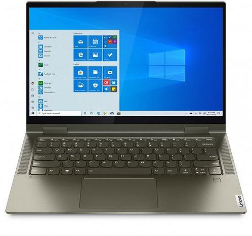 "מחשב נייד מגע ""14.0 Lenovo Yoga 7 14ITL5 Core i7 1165G7 16GB DDR4 1TB SSD"