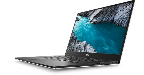 מחשב נייד Dell XPS 15-7590SLV 15.6 Core i7 9750H 16GB DDR4 256GB SSD