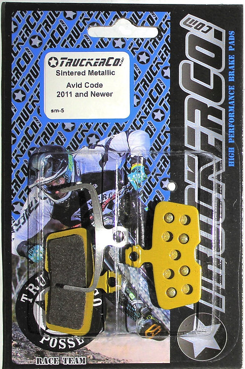 sm5 Sram/Avid Code 2011-2020 /Guide RE and RSDH   Metallic Sintered
