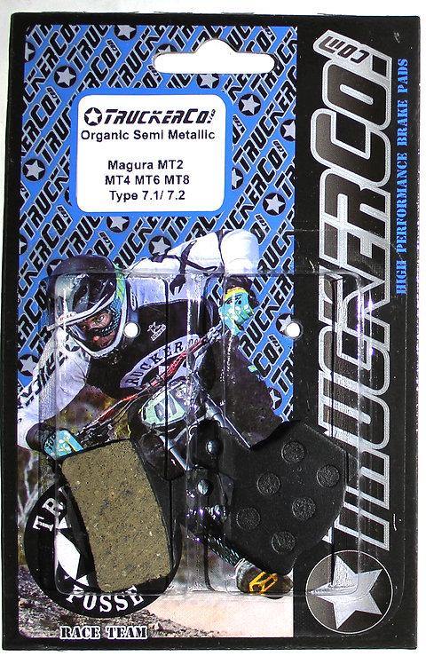 osm29 MAGURA 7.1  MT2 MT4 MT6 MT8 Organic Semi-Metallic