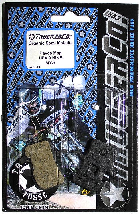 osm19 Hayes HFX NINE  Organic Semi-Metallic