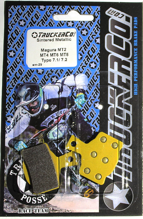 sm29 MAGURA 7.2  MT2 MT4 MT6 MT8 Metallic Sintered