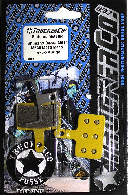 sm8 TEKTRO Deore Clark's  Metallic Sintered