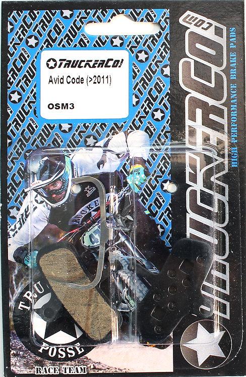 osm3 Avid Code 2010 and Older   Organic Semi-Metallic