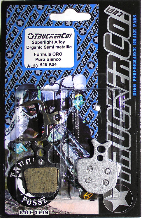 AL20 Formula Oro Puro  K18 K24 Superlight Alloy