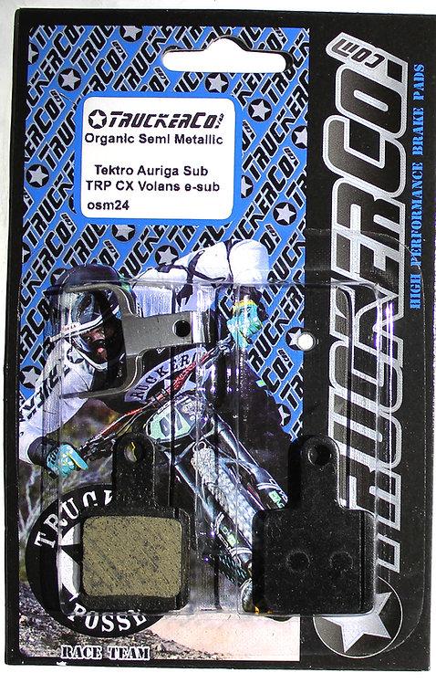 osm24 TEKTRO TRP CX  Auriga Sub  Organic Semi-Metallic