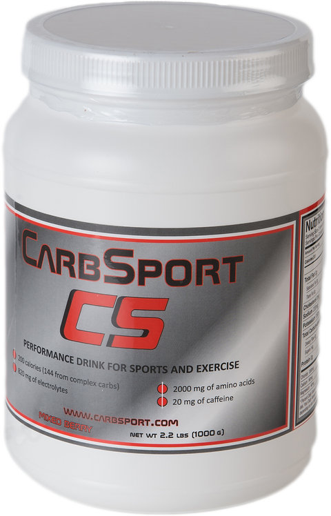 Carbsport - Mixed Berry-1 Kilo