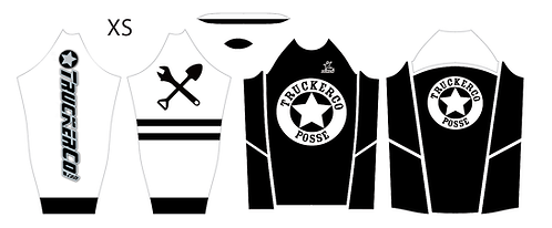 Posse Team DH Pro Jersey