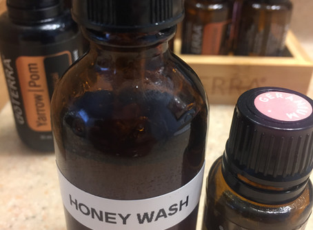 My New Skin Care Obsession...Honey Wash!!