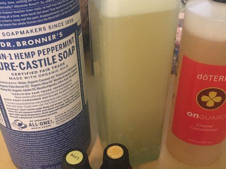 DIY: Dish Soap