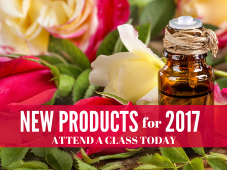 New Products/2017 Essential Oil Facebook Class