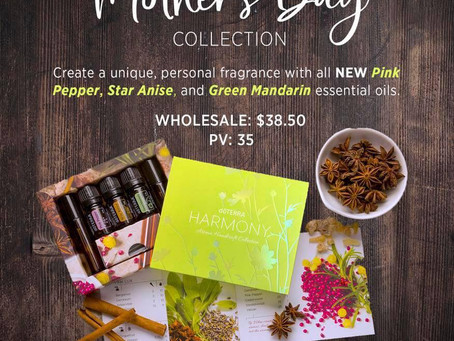 New Mother's Day Collection!