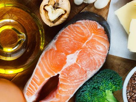 Fructose and Omega-3s