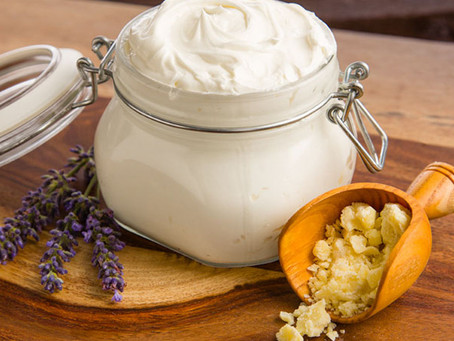 DIY: Whipped Body Butter💛