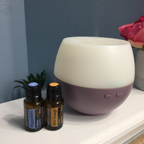 A Diffuser Blend For Every Room🧡