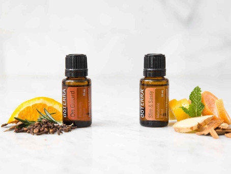 Healthy Body, Healthy Weight: Using doTERRA On Guard® and Slim & Sassy®