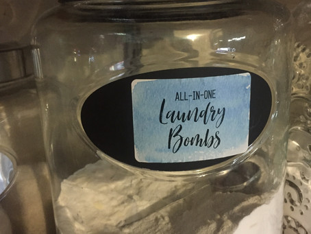 DIY Laundry Detergent👕👖👗