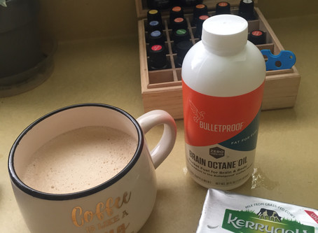 My New Jam...Bulletproof coffee!!