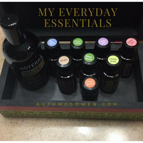 My everyday essentials!