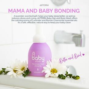 Mama and Baby Bonding👶